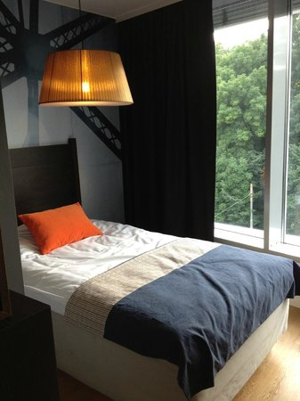 Scandic Vulkan: Bed