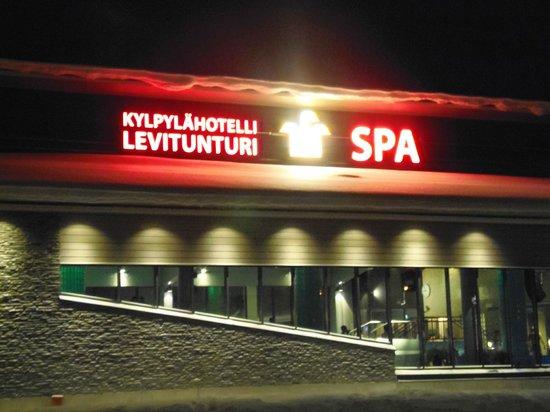 Spa Hotel Levitunturi: spa