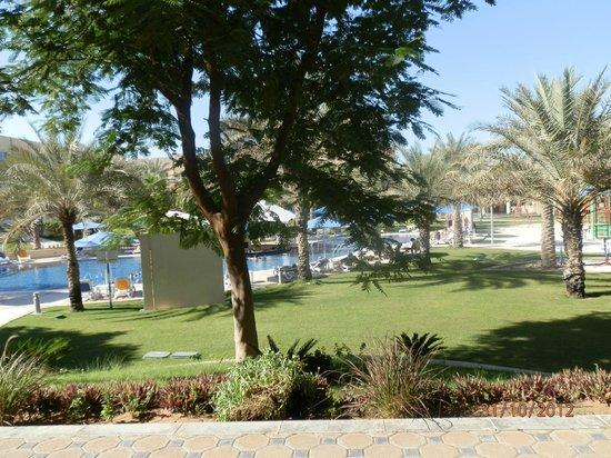 Mafraq Hotel Abu Dhabi: view from room