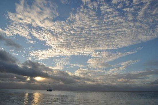 Sandy Beach Resort: so viel Himmel und Meer!