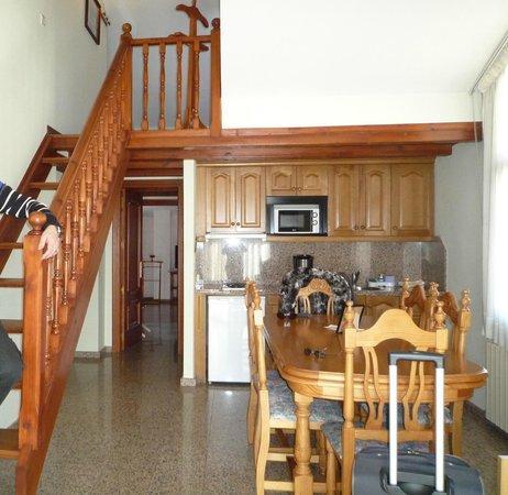 Aparthotel Casa Vella: suite vista general