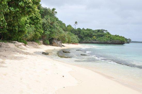Sandy Beach Resort: kleiner Kayakausflug den Strand entlang