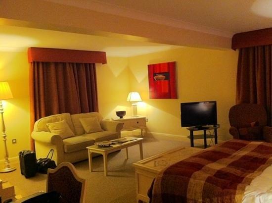 Ramada Resort Cwrt Bleddyn Hotel & Spa: Seymour Room