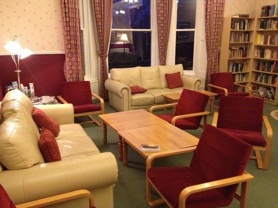 YHA Grasmere Butharlyp Howe: A great place to unwind and meet like minded people.