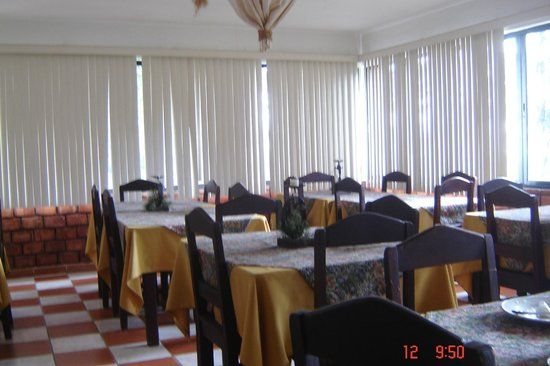 Rancho Constanza: Lobby / comedor
