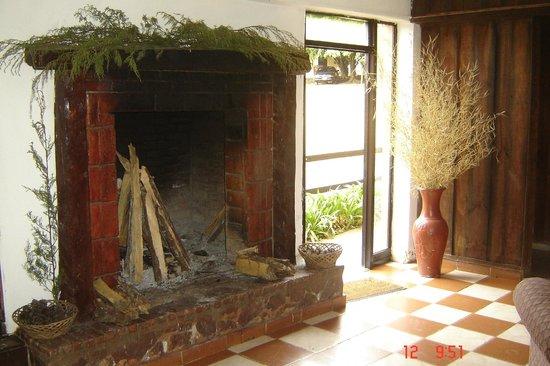 Rancho Constanza: El lobby