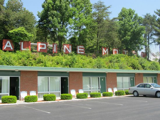 ‪‪Alpine Motel‬: Alpine Motel