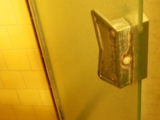 Casa Verde Inn: maniglia