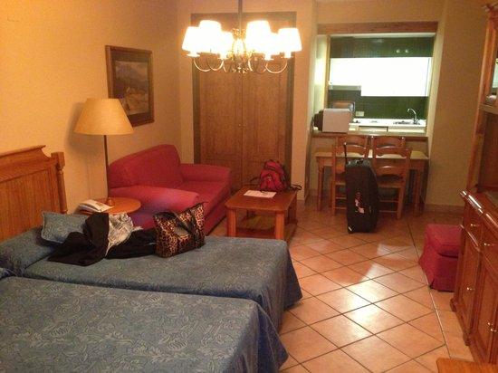 Hotel Apartamentos Trevenque: Studion Apartment (1)