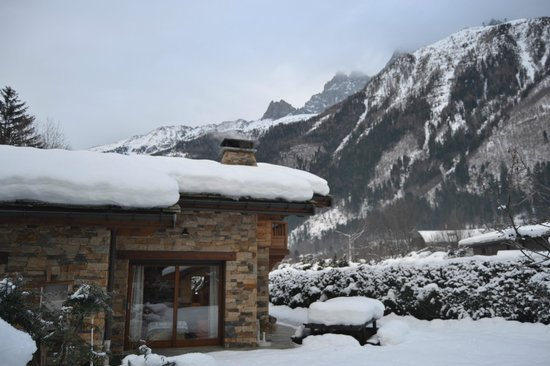 Ski Breezy - Chalet D'Ile: View from Chalet