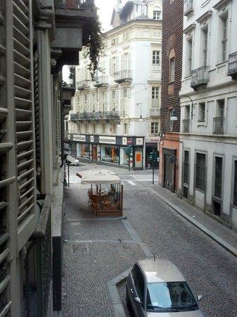 Dogana Vecchia : Vista dalla finestra della camera
