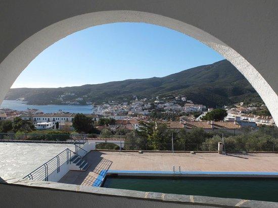Carpe Diem Cadaqués: Vue depuis notre balcon