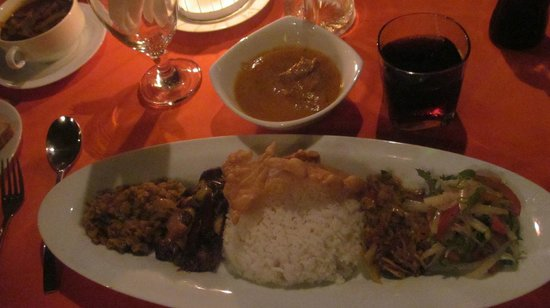 Flamingo : The Most Delicious Curry
