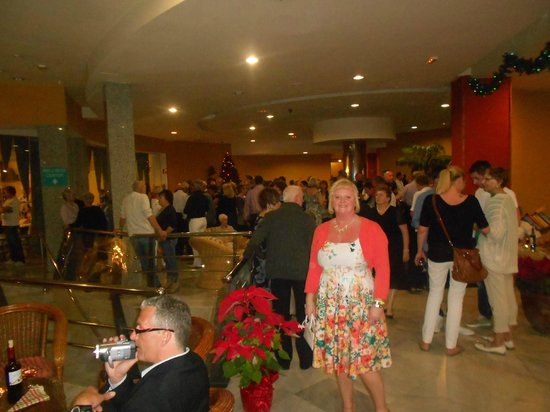 Bull Hotel Escorial & Spa: Christmas Gala