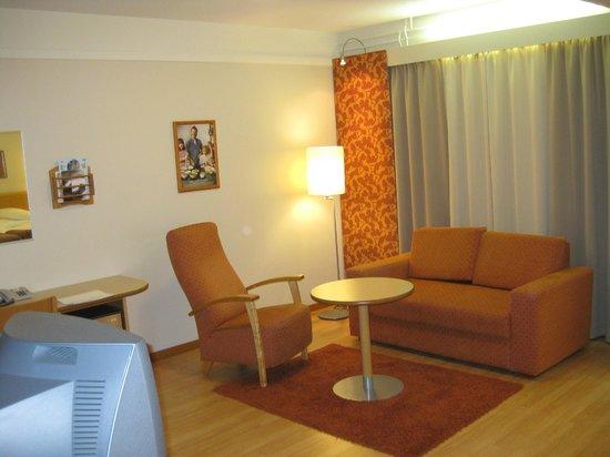 Scandic Kajanus: Family room