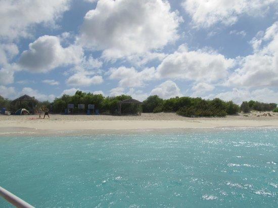 Leaving Klein Bonaire