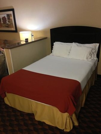 Holiday Inn Express Hotel & Suites Midtown: in room bed