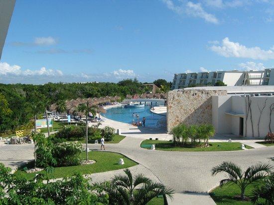Grand Sirenis Riviera Maya Resort & Spa: Vue de notre habitation