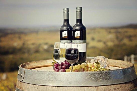 Stockman's Ridge Wines: Outlaw Range