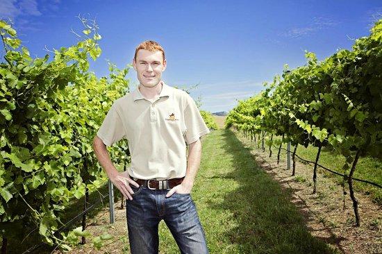 Stockman's Ridge Wines: Owner - Jonathan Hambrook