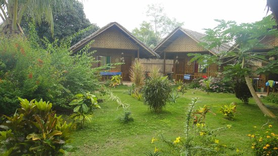 Reggae Guesthouse: Bungallows