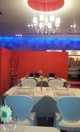 Delicious - Ristorante & Wine Bar: La sala