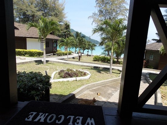 Perhentian Island Resort: camera sea view