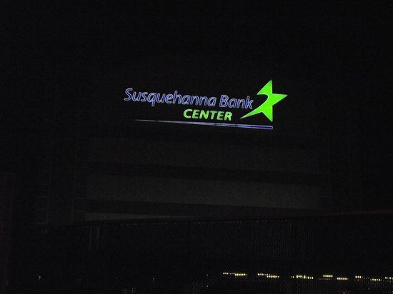 BB&T Pavilion: Susquehanna Bank Center.