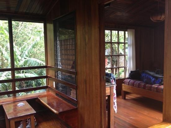 Arco Iris Lodge: mi casa es tu casa