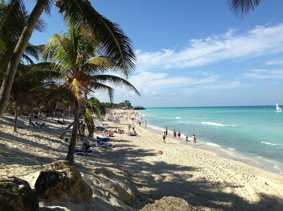Melia Varadero: The Beach
