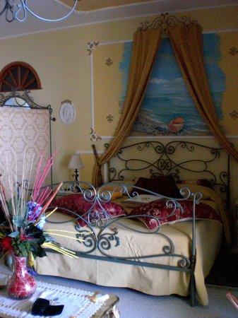 Oasi Costa d'Amalfi: camera positano