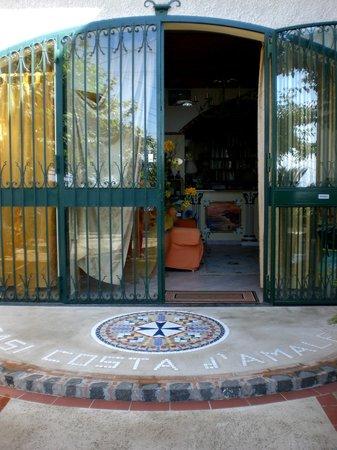 Oasi Costa d'Amalfi: ingresso