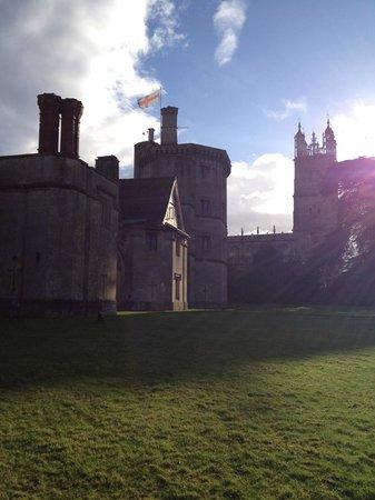 Thornbury Castle and Tudor Gardens: Thornbury and St. Mary's Church