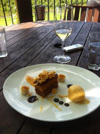 Vasse Felix: Pudding