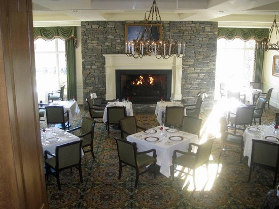 The Inn On Biltmore Estate: Dining Room
