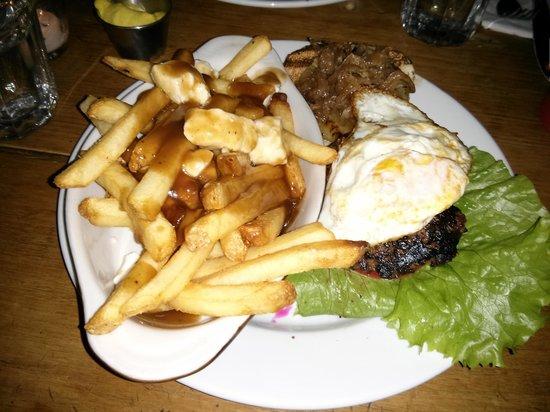 Sheep Station: the burger