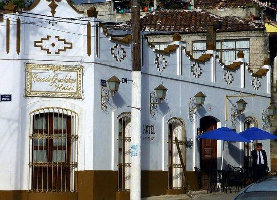 Hotel Casa de Guadalupe: Exterior