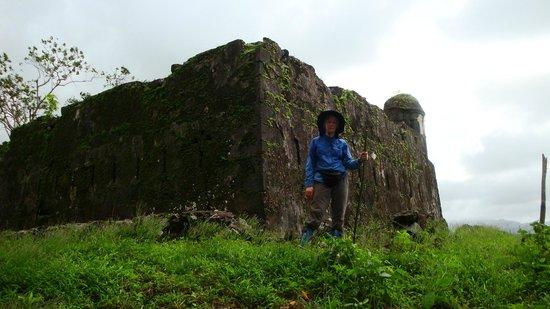 Old fort near El Otro Lado