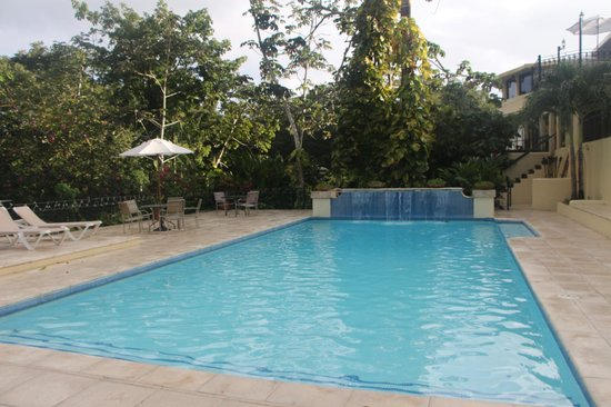San Ignacio Resort Hotel: View of the pool