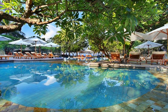 The Royal Beach Seminyak Bali - MGallery Collection: Main pool