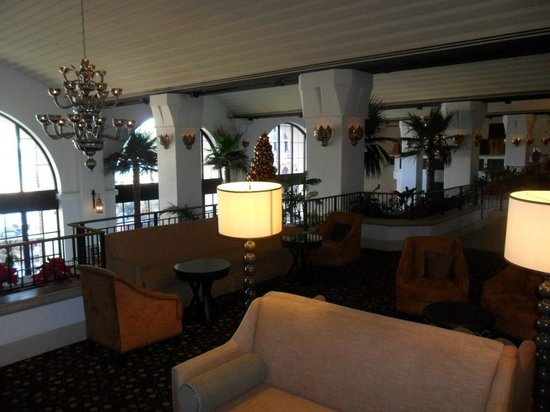 The Westin Lake Las Vegas Resort & Spa: hotel lobby area