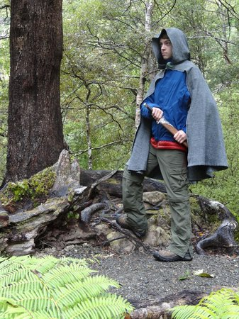 Wellington Rover Tours: Reinactment in Rivendell.