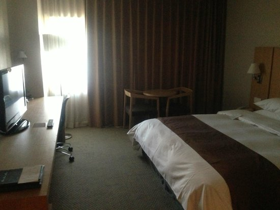 Best Western Premier Guro Hotel : Standard room with King bed