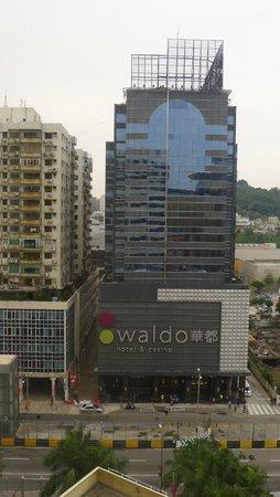 Waldo Hotel in Macau