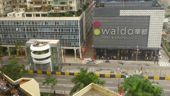 Waldo Hotel in Macau (2)