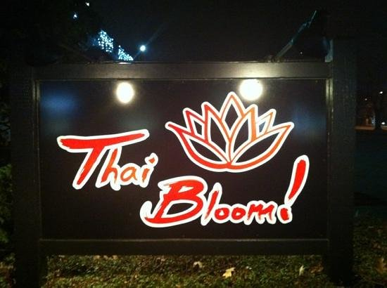 Thai Bloom: The Sign