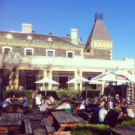 Village Melbourne: The Beer Garden, Village Brasserie