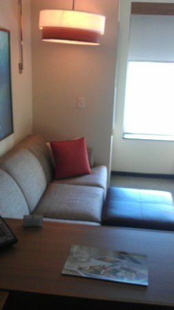 Hyatt Place LAX El Segundo: Sleeper Sofa