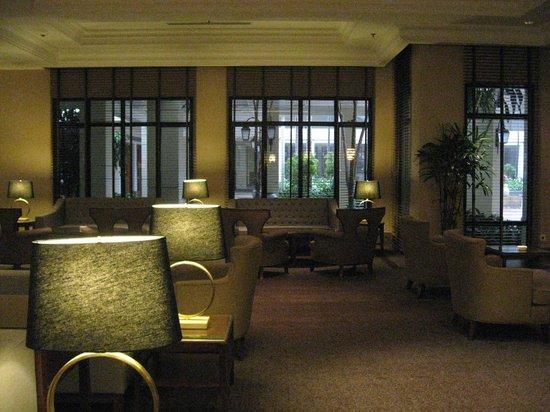 โรงแรมเชอราตัน ฮานอย: Hotel Lounge