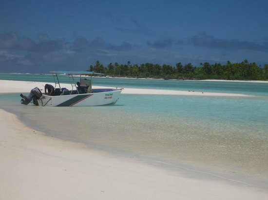 Teking Lagoon Cruises: Teking Boat